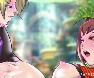 Blazblue - Carl & Makoto