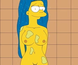 The Simpson Simpvill Part 6 Marge Blowjob by LoveSkySanX