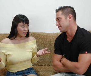 Beauty Asian Avena Lee fully..