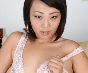 Oriental first timer Miko Dai..