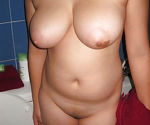 Chubby Thai girl with big tits..