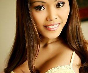 Lingerie porn model Maya Simone..