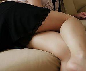 Asian babe Ayane..