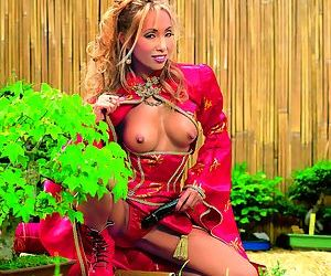 Sexy Asian MILF Bamboo..