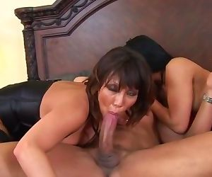 Ava Devine and another slut..