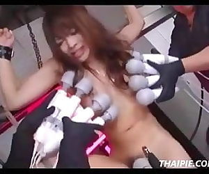 Hot Asian Teen Made To Orgasm