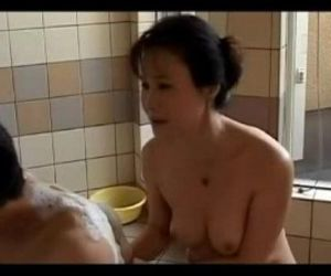 Japanese Mother Uncensored View..