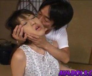 Asakawa Rei has pussy in fuck -..