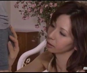Milf In Lingerie Giving Blowjob..