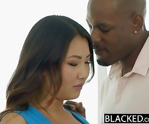 BLACKED Tight Asian Babe Jade Luv..