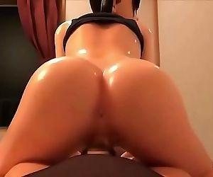 Orgasm of a Japanese stepsister 7..