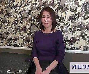 Asian ( Japanese) Milf..