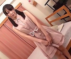 Petite Young Japanese Teen With..