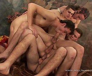 Duo sex sceneLukas and Ivopart 2