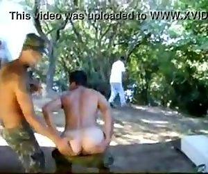 Militar bundudo