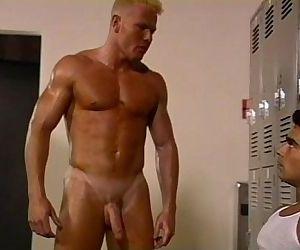 Hot 90tis porn star Phil Bradley jocka holicks