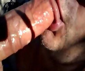 Nice Gay Cock Sucking & Cum Into Mouth