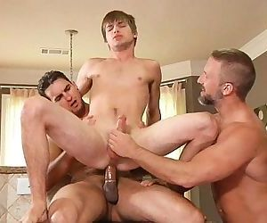 Stepfathers Secret Part 6 Dirk Caber, Johnny Rapid, Phenix..