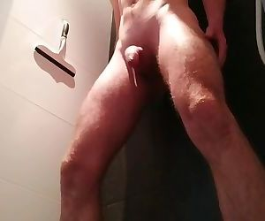 BEST PROSTATE MILKING EVER, 7 minutes of handsfree cum..