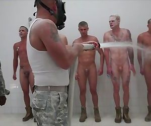 TROOP CANDY - New Military Recruits Getting Hazed, This Is..