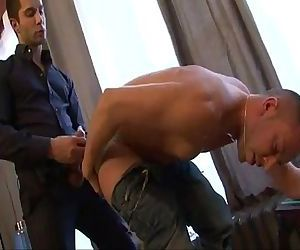 Lustful young porn studs jp powers and michael lucas hot..
