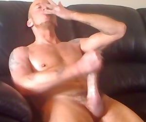 Cum Shoots in Mouth