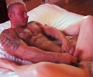 FROTTERS - MAX DURAN AND JONY BLOND FROTTAGE COCK2COCK