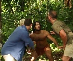 Tarzan A gay Fantasy/Parody