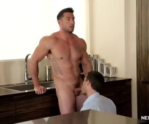 NextDoorRaw Barebacking Str8 Brother-in-Law