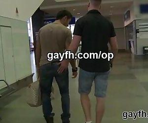 op airport raw sex