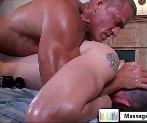 Massagecocks Shy Ass MassageHD