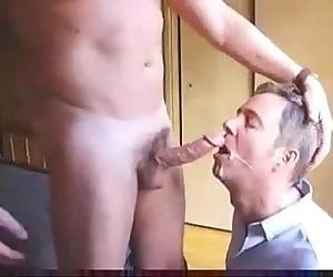 Deepthroat And Swallow