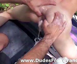 kinky gay anal Sex für Master und twink