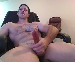 hot guy cumming and moaning