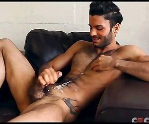 Solo Muscle Cumshot Compilation 3