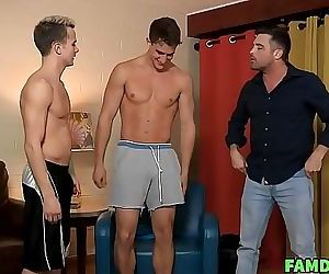 Twink Stepbrother Is Bottom After Losing Flex Contest 7 min 720p