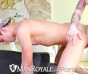 Travis Stevens Gets His Tight Hole Drilled by Colin Marshall