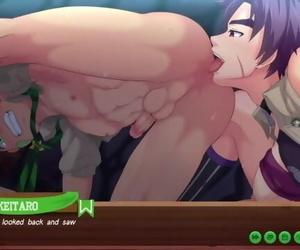 Yoichi Route 3- Cave Sex Scene