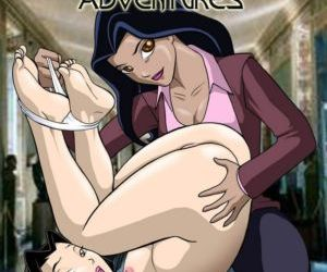 Jackie Chan Adventures – 1 –..