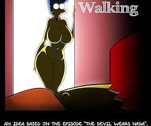 Simpsons- Sexy Sleep Walking –..
