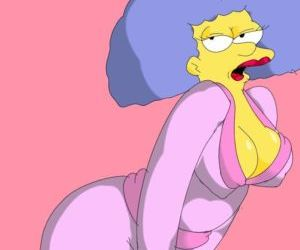 The Simpsons- Selma's Struggle..