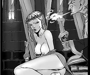 Hot quickie with a witch - part..
