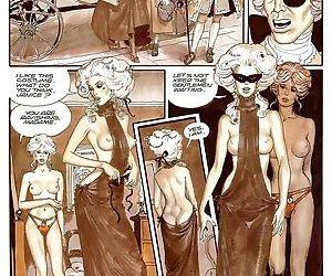 Porn comics gallery of hot scenes..
