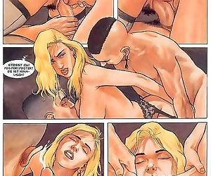Porn comics with brutal oral and..