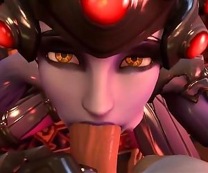 Overwatch widowmaker porn