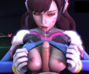 overwatch GIF compilation