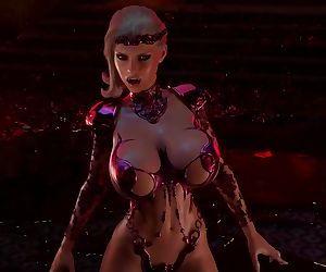 Bloodlust: Cerene Teaser - 3D..
