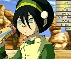 Toph - Avatar - Adult Android..