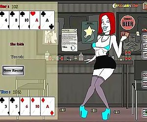 Strip Poker SlutAdult Android..