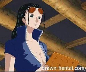 One Piece Hentai - Nico Robin - 6..